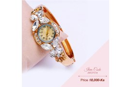 Beautiful Jewellery Watch - Myanmar Online Shopping