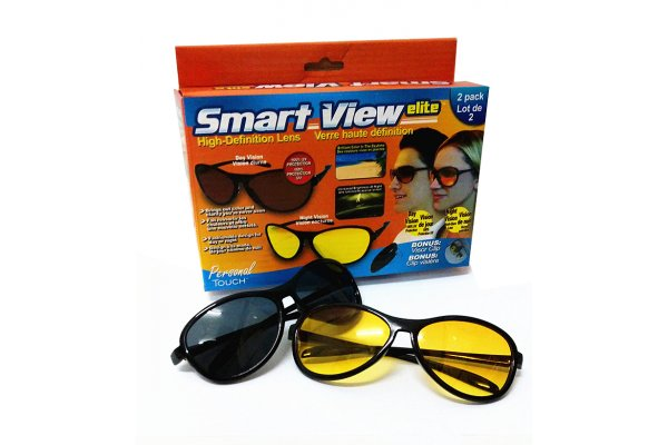 Smart View Day & Night Glass