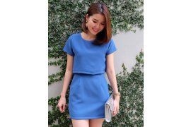 Formal Base Tone Set (Blue) - Myanmar Online Shopping