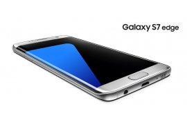 Samsung Galaxy S7 Edge Factory Unlocked Phone 32 GB - Myanmar Online Shopping