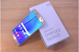 Samsung Galaxy Note 5 Factory Unlocked 32GB - Myanmar Online Shopping