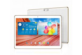 10 inch Tablet Octa Core 4GB RAM 32GB ROM Dual SIM Cards Android 5.1 - Myanmar Online Shopping