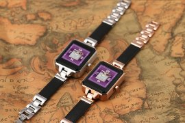 Smart Watch for Lady - Myanmar Online Shopping