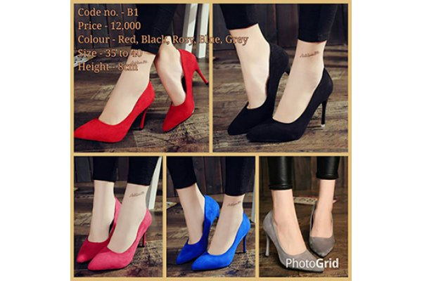 High-heeled, Sandals & Shoes Collections-1 (PreOrder)