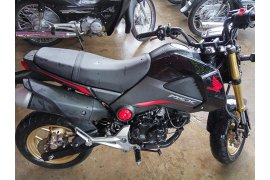 MSX MotorCycle - Myanmar Online Shopping