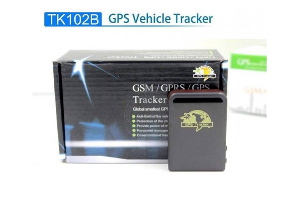 REAL-TIME GPS PERSONAL/VEHICLE TRACKER