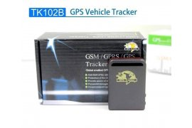REAL-TIME GPS PERSONAL/VEHICLE TRACKER - Myanmar Online Shopping