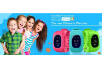 GPS KID WATCH
