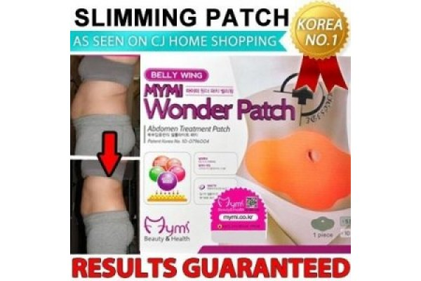 Mymi Wonder Patch