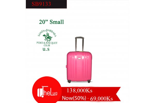 Santa Barbara Luggage ( U.S Brand item SB9133 Small Size)