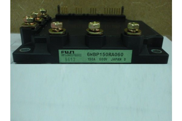 6MBP150RA060 FUJI ELECTRIC POWER MODULE