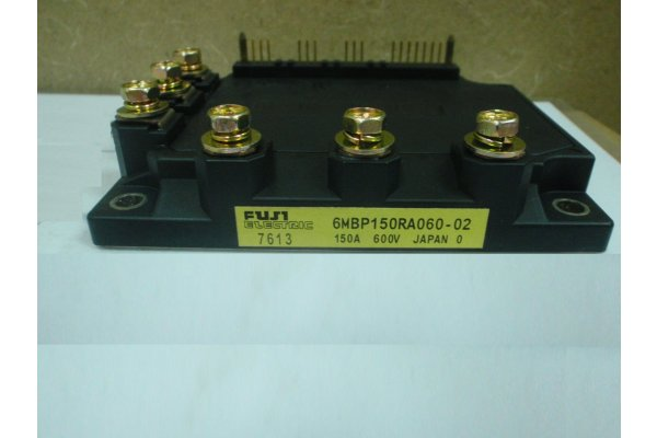 6MBP150RA060-02 FUJI ELECTRIC POWER MODULE