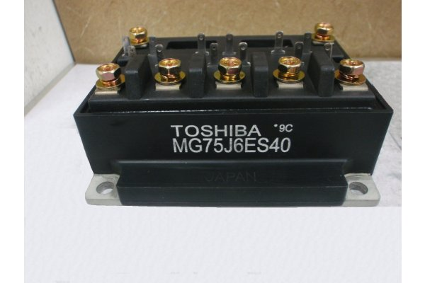 MG75J6ES40 TOSHIBA POWER MODULE
