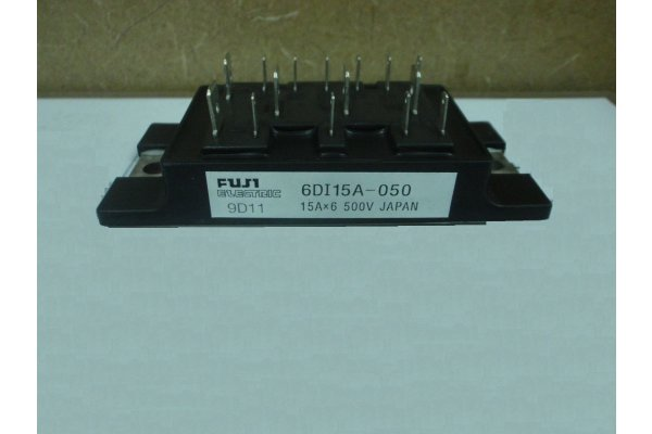 6DI15A-050 FUJI ELECTRIC POWER MODULE