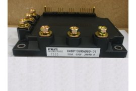 6MBP150RA060-01 FUJI ELECTRIC POWER MODULE - Myanmar Online Shopping