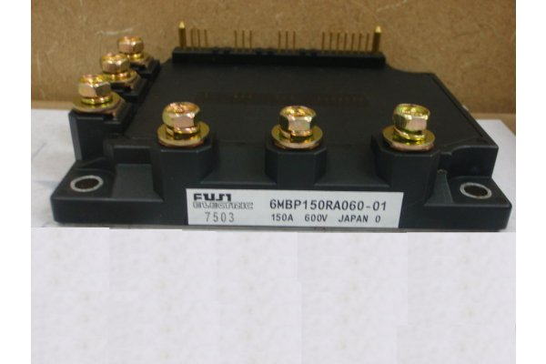 6MBP150RA060-01 FUJI ELECTRIC POWER MODULE