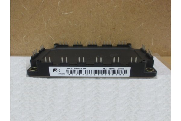 6MBI75S-120 FUJI ELECTRIC POWER MODULE