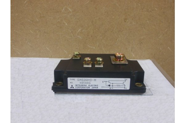QM600HD-M QM600HDM MITSUBISHI ELECTRIC POWER MODULE