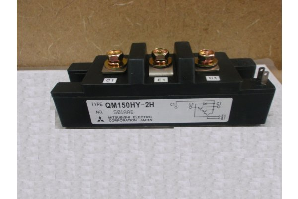 QM150HY-2H QM150HY2H MITSUBISHI ELECTRIC POWER MODULE