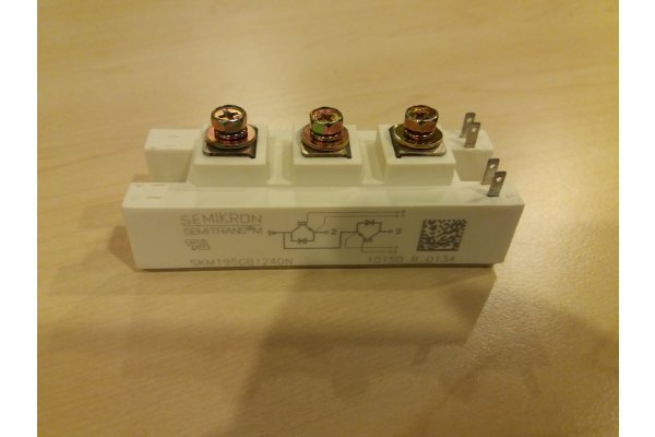 SKM195GB124DN SEMIKRON POWER MODULE