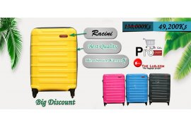 Racini Luggage - Myanmar Online Shopping