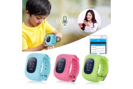 GPS KID WATCH ( 3S-Q50 ) - Myanmar Online Shopping