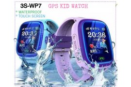 GPS KID Watch ( 3S-WP7 ) - Myanmar Online Shopping