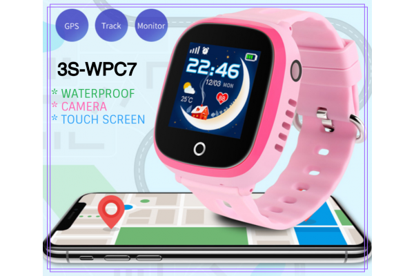 GPS Kid Watch ( 3S-WPC7 )