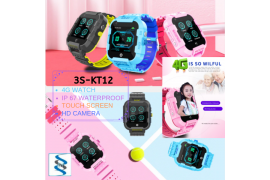 GPS KID WATCH ( 3S-KT12 ) - Myanmar Online Shopping