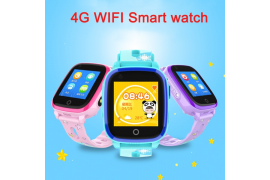 GPS KID WATCH ( 3S-DF33 ) - Myanmar Online Shopping