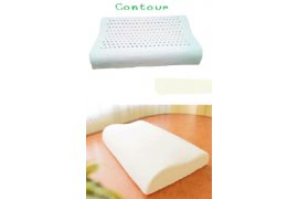 100% Natural Latex Contour Pillow & Contour Durian Pillow - Myanmar Online Shopping