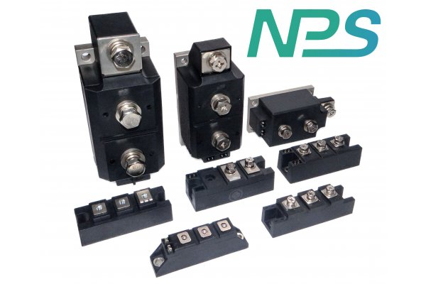 (SKKD) NPS- Diode Modules