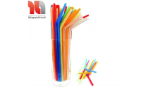 Flexible Drinking Straws - Eco-friendly and Qualified!