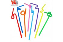 Disposable Plastic Drinking Straws