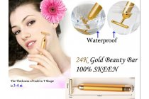 24K Gold Beauty Bar